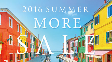 2016 SUMMER MORE SALE
