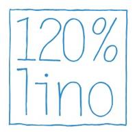 120% lino/120%リノ