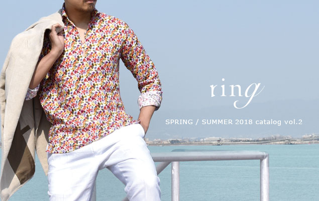 SPRING / SUMMER 2018 catalog vol.2